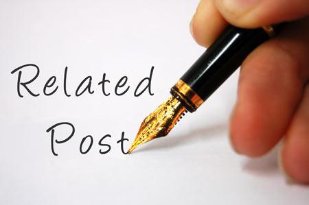 Related Posts type WordPress