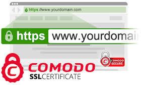 comodo ssl certificado