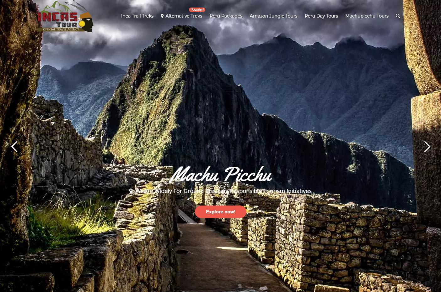 Incas Tour